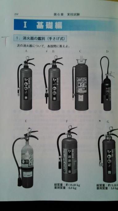 消防設備士 乙6